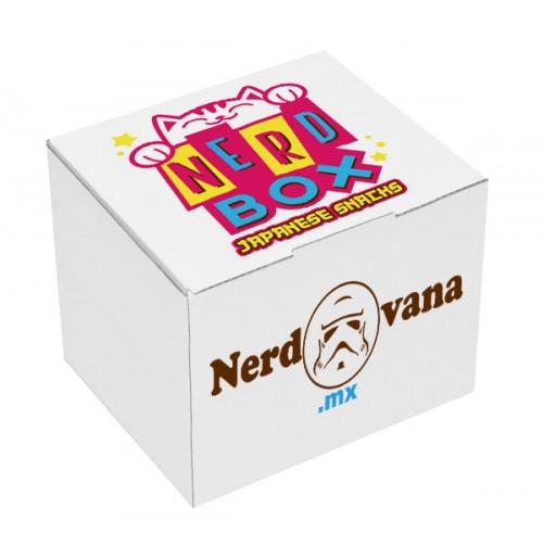 NerdBox Snack (Japan Edition) | Suscripción Mensual